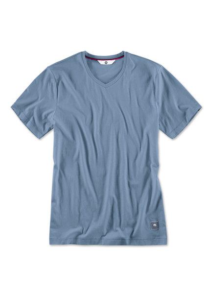 Мъжка тениска с V-образно деколте BMW